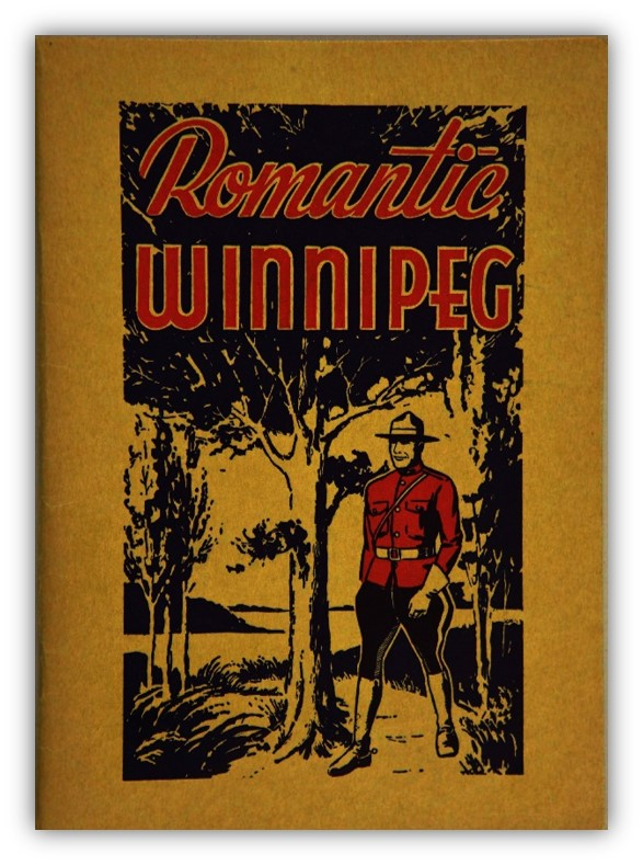 Cover of Romantic Winnipeg