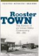 "Cover of ""Rooster Town: The History of an Urban Métis Community, 1901-1961."""