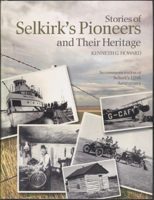 Cover of Stories of Selkirk's Pioneers and Their Heritage
