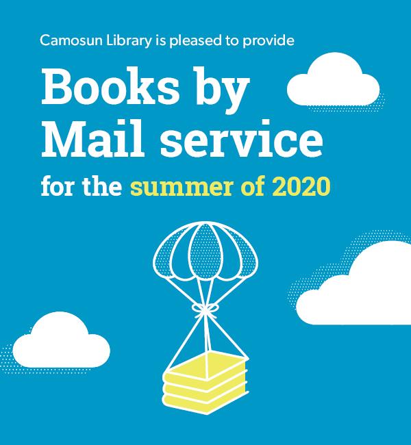 Camosun Books by Mail logo