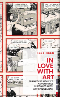 Cover image of In Love with Art
