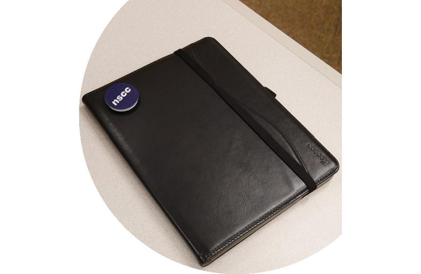 Letter sized portfolio