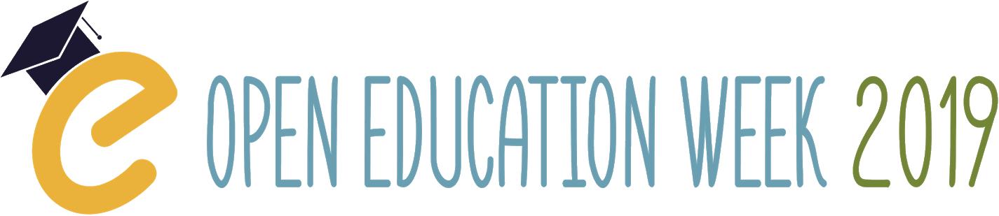Open Education Week 2019