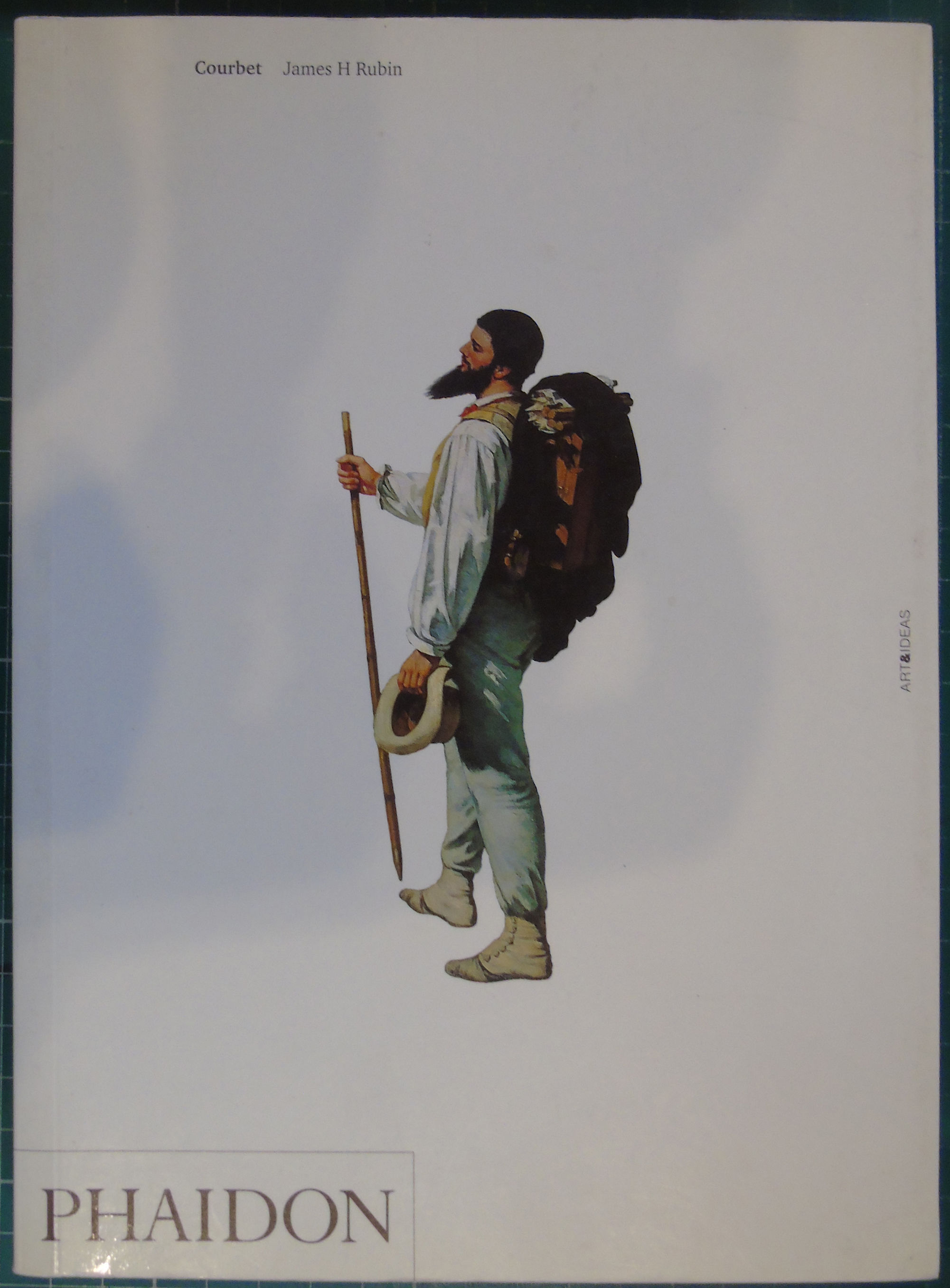 Cover image of Courbet