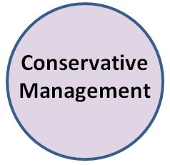 Link to conservative management information