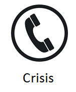 Link to crisis information
