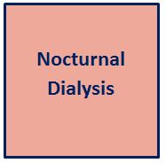 Noctural Dialysis