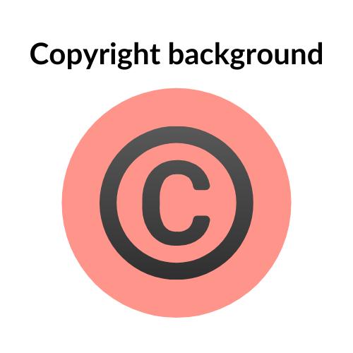 Copyright Background