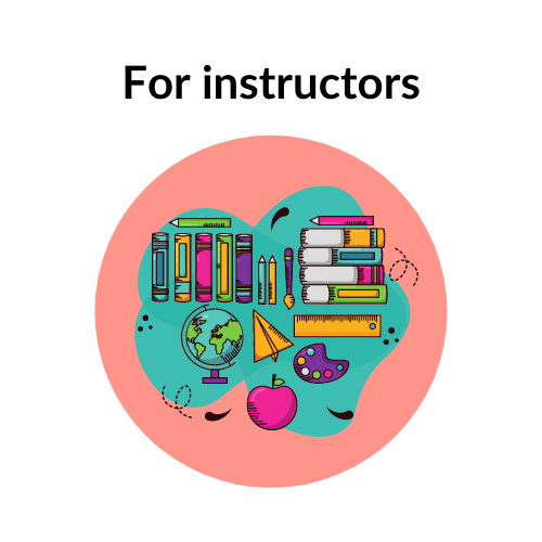 For instructors