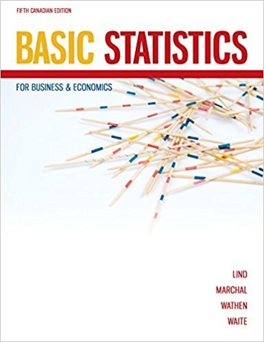 Basic Statistics for Business & Economics - Opens in a new window