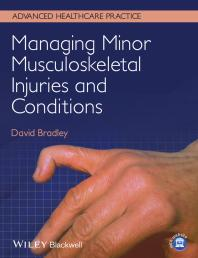 Book cover of Managing Minor Musculoskeletal Injuries and Conditions - click to open in a new window
