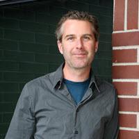 Librarian Mathew Vis-Dunbar