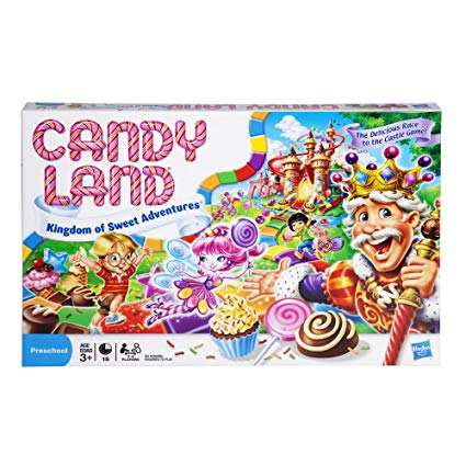 candy land image cover