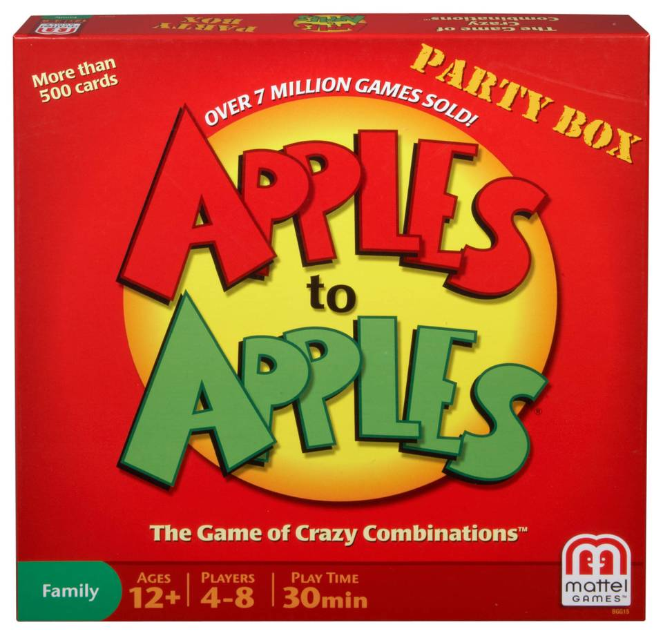 apples to apples image cover