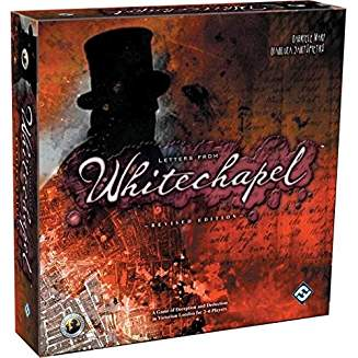 letters from whitechapel box cover image