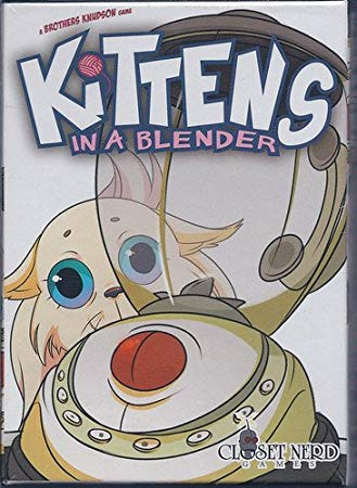 kittens in a blender box image cover