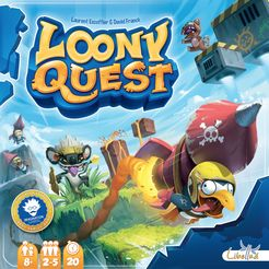 loony quest box image cover