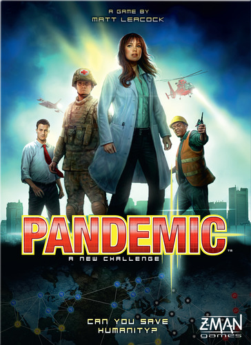 Pandemic image cover