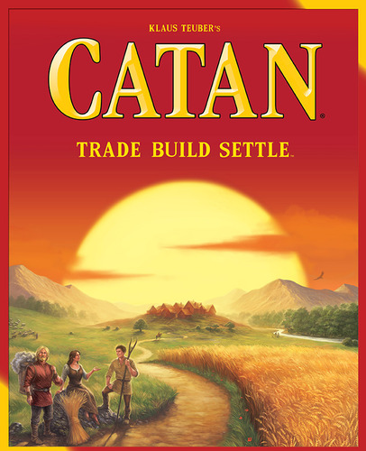 Settlers of Catan image cover