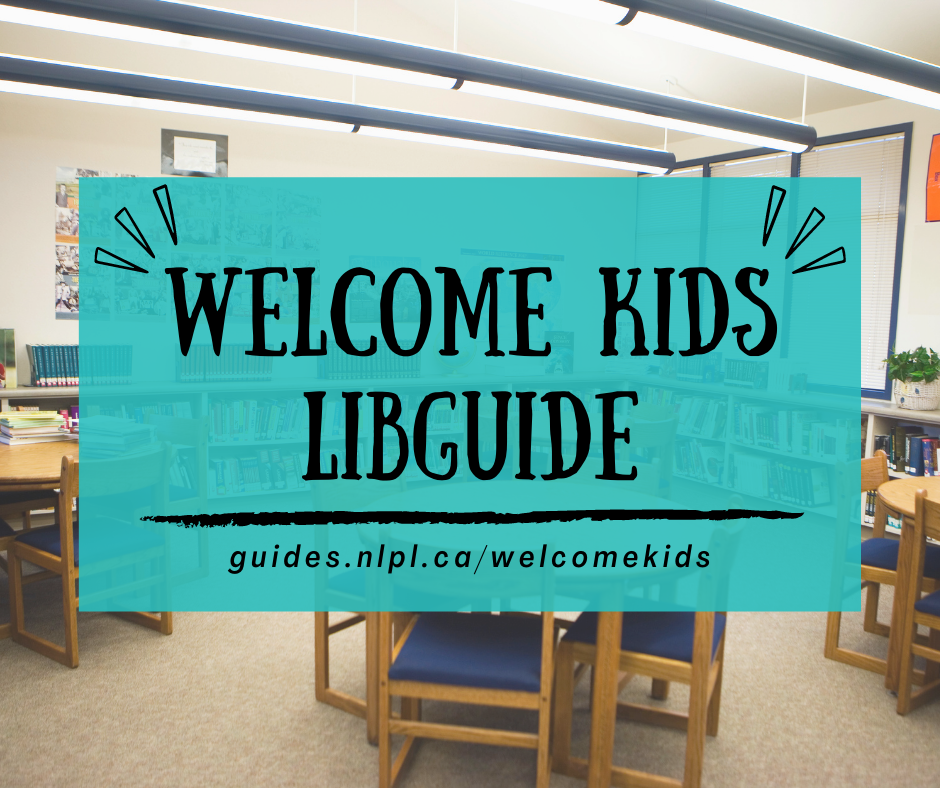 welcome kids libguide