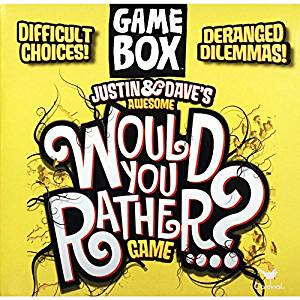 would you rather box cover image