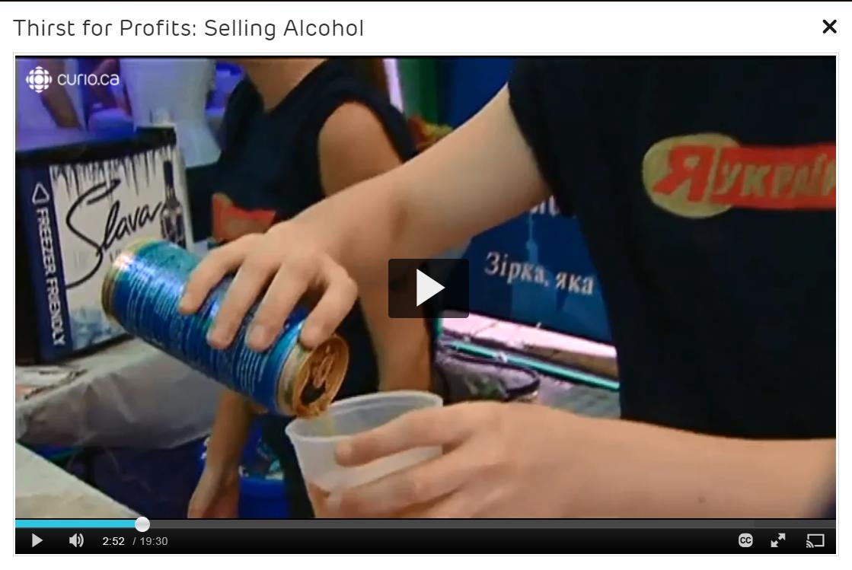 Thirst For Profits Screenshot
