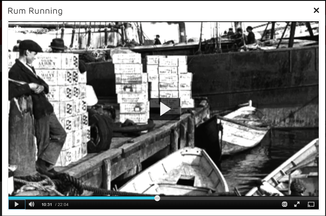 Rum Running Screenshot