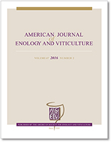 American Society of Enology and Viticulture database