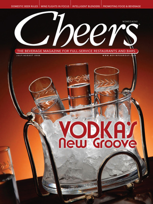 Cheers Magazine Cover