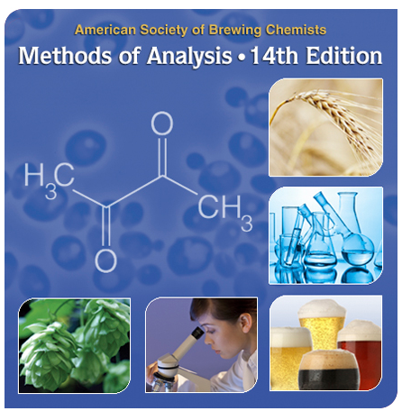 ASBC Methods of Analysis Cover