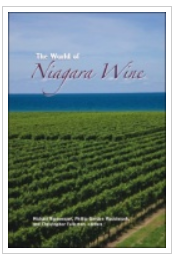 The World of Niagara Wine Book Cover