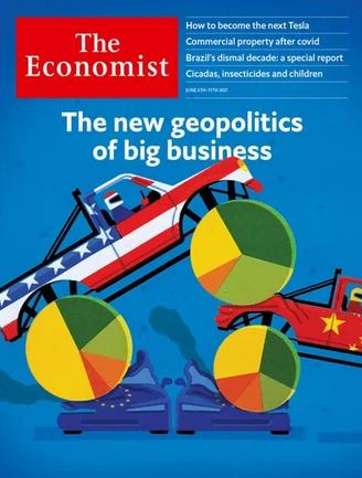 The Economist - June 5, 2021 cover