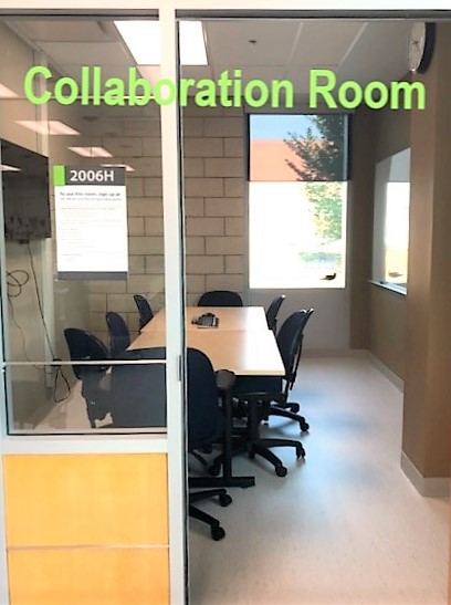 Makerspace collaboration room