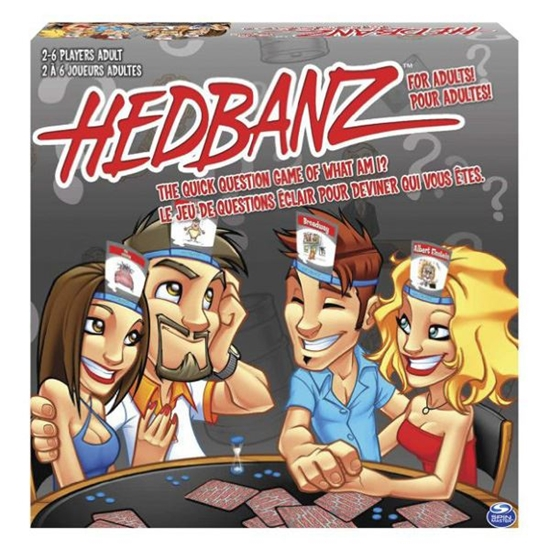 hedbanz box cover image