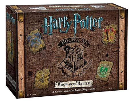harry potter box cover image