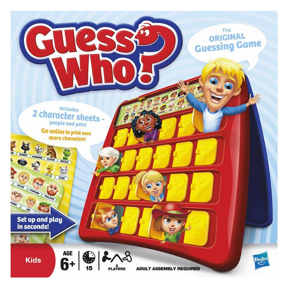 guess who box image cover