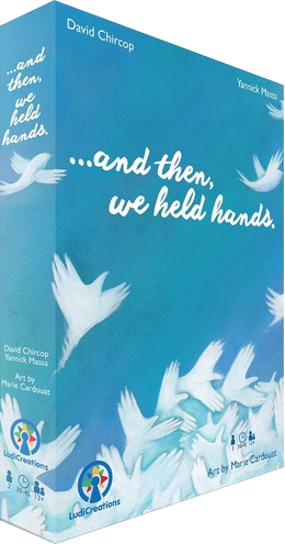 and then we held hands box cover image