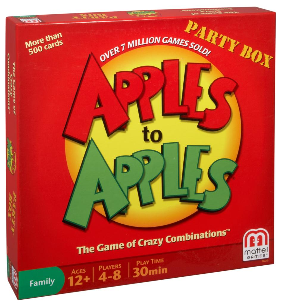 Apples to Apples box image cover