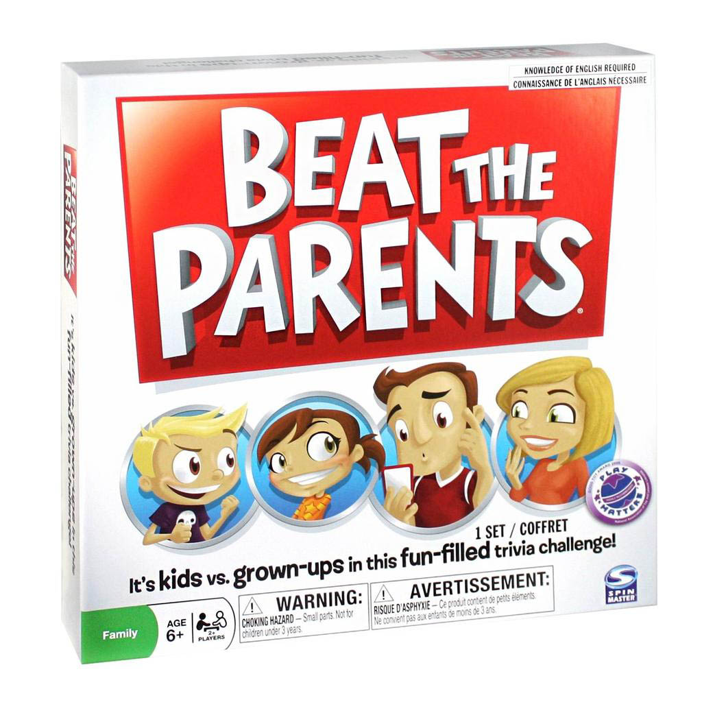beat the parents box image cover