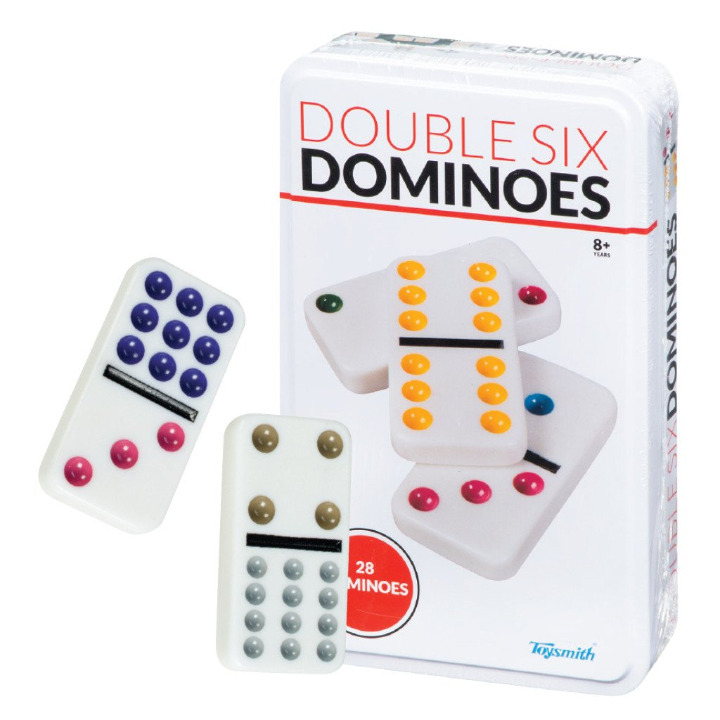 double six dominoes box image cover