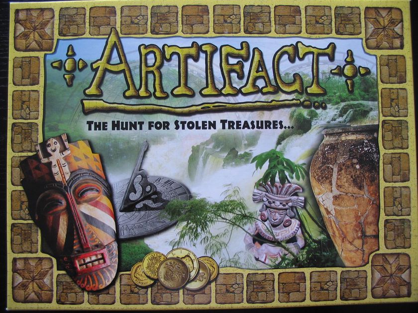 artifact box image cover