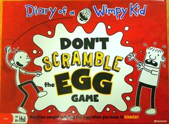 don't scramble the egg box image cover