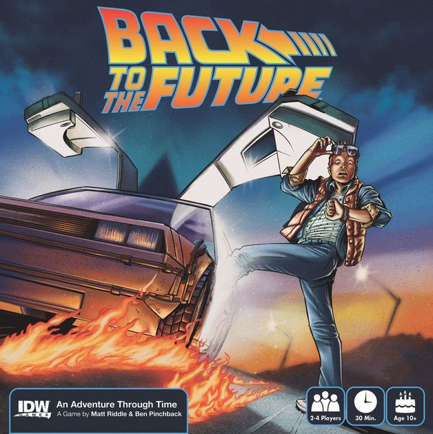 back to the future box image cover