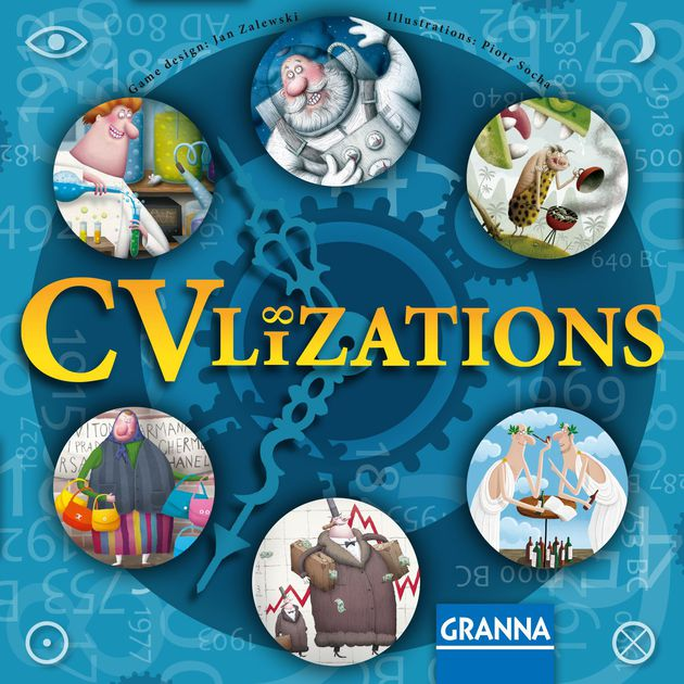 CVlizations box image cover