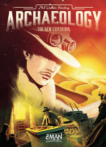 archaeology box cover image