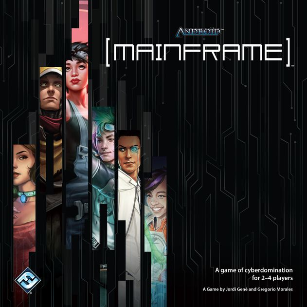 android mainframe box cover image