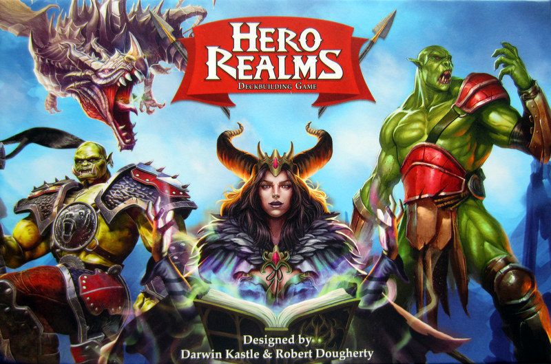 hero realms box cover image