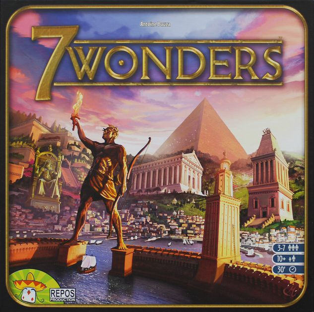 7 wonders box image cover