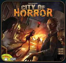city of horror box cover image