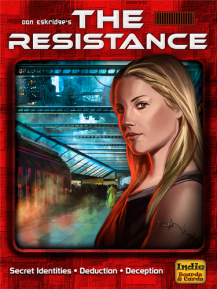 the resisstance box cover image
